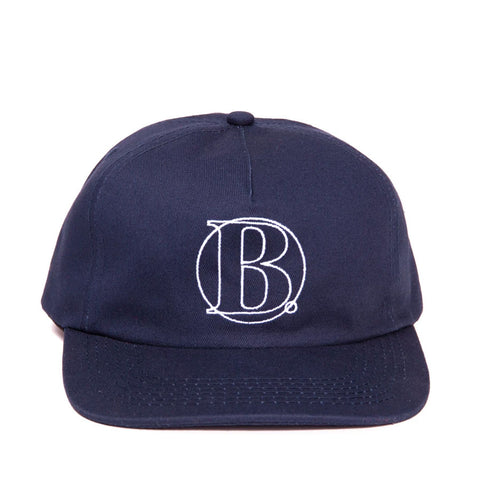 Bureau Big B Navy Hat