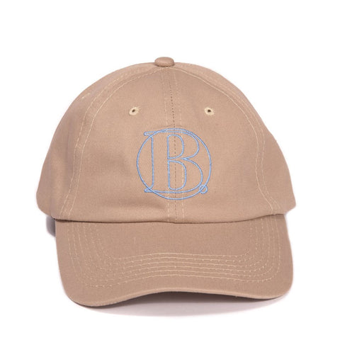 Bureau Big B Tan Dad Hat