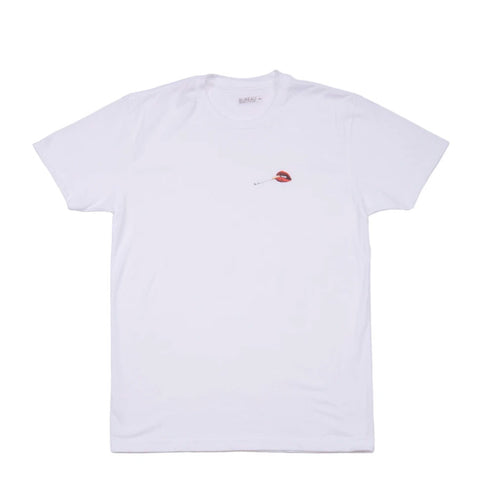 Bureau Cigarettes Lips T-shirt