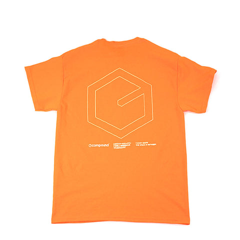 "Compound ""The Space Between"" T-shirt"