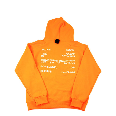 "Compound ""The Space Between"" Pullover Hoodie"
