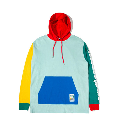 @ Hundreds Crane Hooded LS T-Shirt