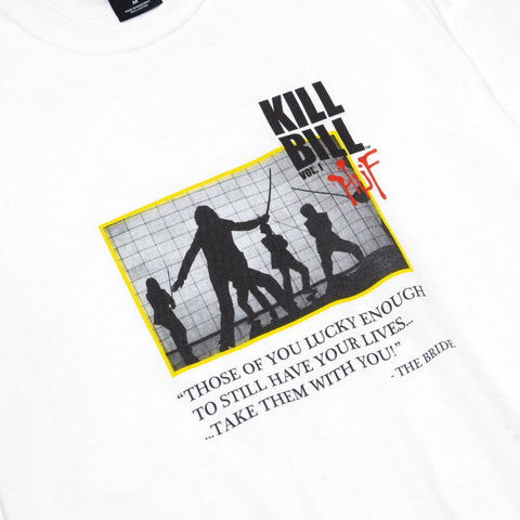Huf x Kill Bill Death List Tee
