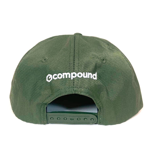 Compound Fresh Nasty Polyester Cap