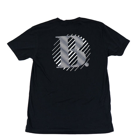 Bureau Gradient Stripes T-shirt
