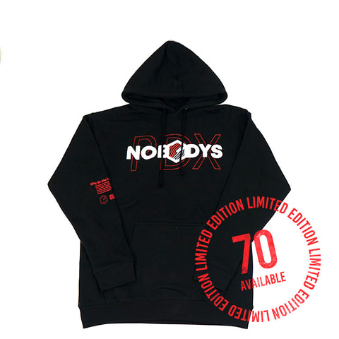 Compound X Famous Nobodys Hoodie
