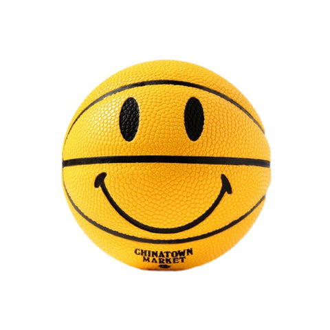 Chinatown Market Smiley Mini Basketball