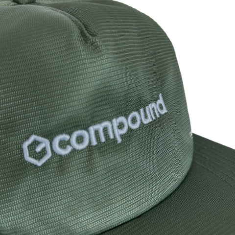 Compound Essential Polyester Snapback
