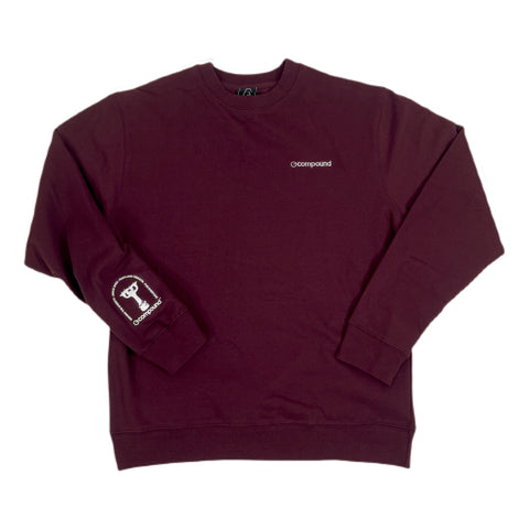 Compound Essentials Crewneck