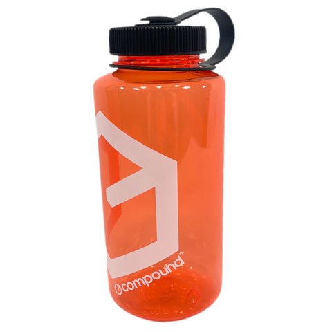 Compound Essentials Water Bottle Orange