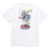 Huf Street Fighter Chun-Li & Cammy Tee