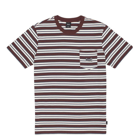 Huf Jett Stripe S/S Knit Top