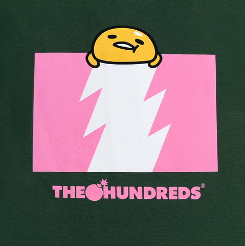 The Hundreds x San Rio Gudetama Tee