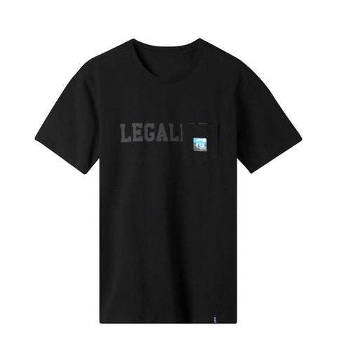 Huf Legalize S/S Pocket Tee
