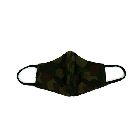 "Compound Gallery ""Repurposed"" Pillow Camo Mask"