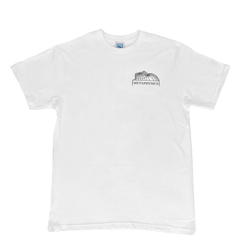 Metacorp - White DTG Tee