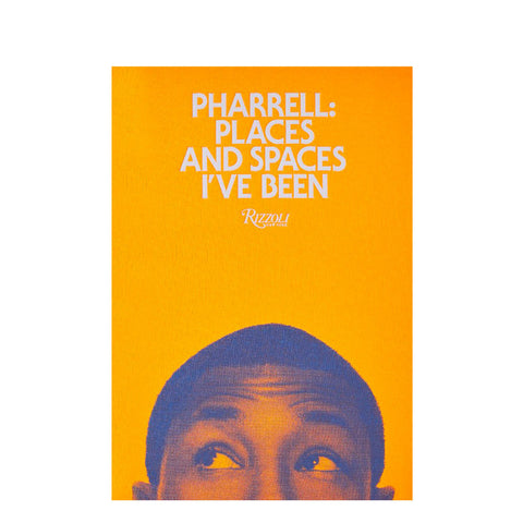 Pharrell: Places and Spaces I've Been Book