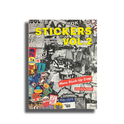 Stickers Vol.2 Rizzoli Book