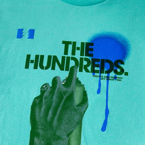 @ Hundreds Sunset T-Shirt