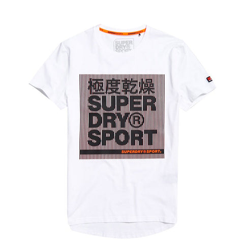 SuperDry Core Graphic S/S Tee