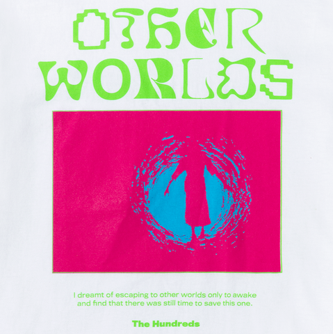 The Hundreds Other Worlds T Shirt