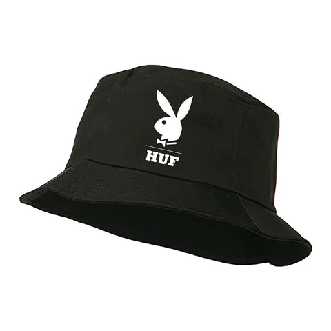 Huf Playboy Reversible Bucket Hat