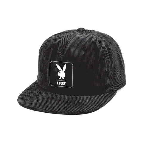 Huf Playboy Corduroy 5 Panel Hat