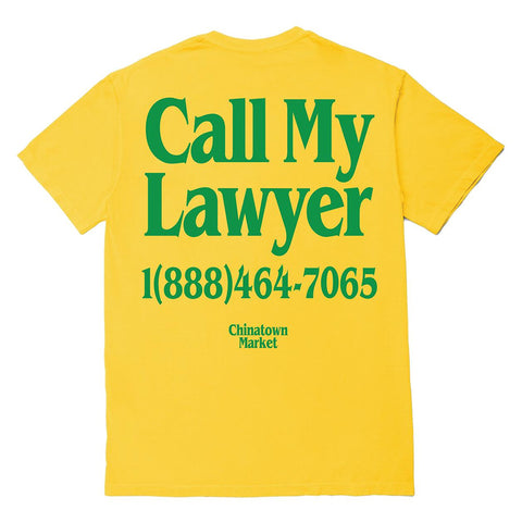 Chinatown Market Lawyer Tee