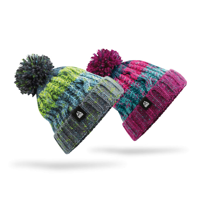 Beanie Chunky Knit West Highland Way