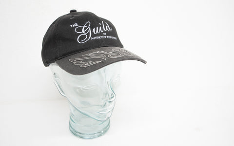 Guild Embroidered Logo Cap