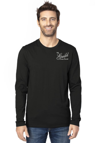 Unisex Long-Sleeve T-Shirt - Guild embroidered logo