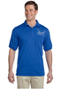 Guild Embroidered Logo Polo Shirt