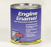 POR-15 Engine Enamel - Ships to Canada Only