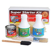 POR-15 Super Starter Kit - Ships to Canada Only