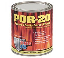 POR-20 Heat Resistant Paint - Pint Ships to Canada Only