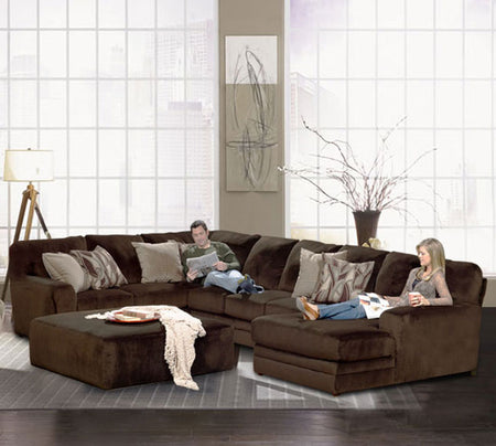 Jackson Everest 3 Piece Sectional Option A image