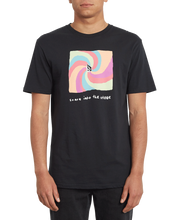 Lade das Bild in den Galerie-Viewer, Volcom Earth People Bsc SS Tee - black