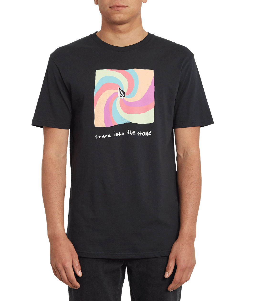 Volcom Earth People Bsc SS Tee - black