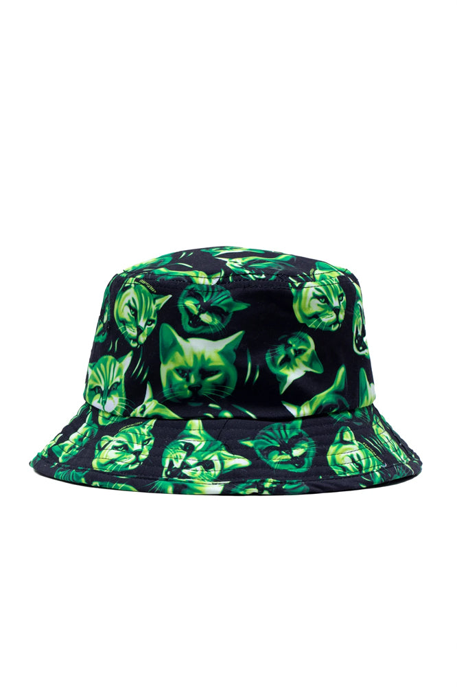 RipnDip Neon Nerm Bucket Hat - black