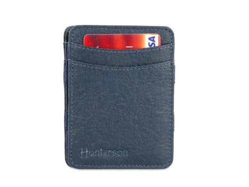 Hunterson Vegan Magic Wallet - marine
