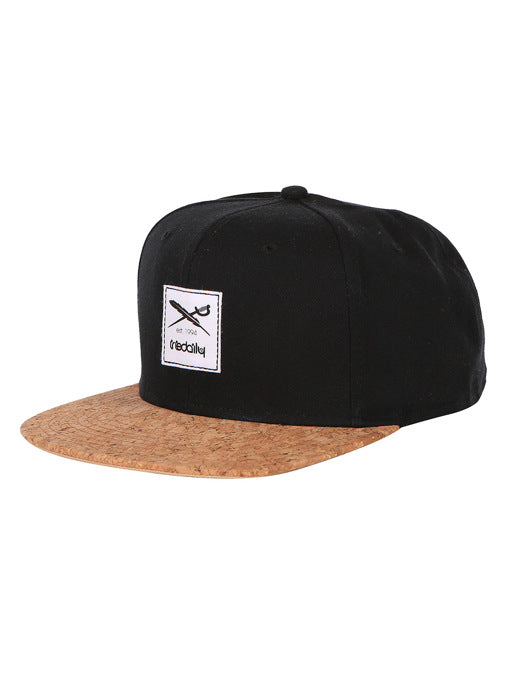 Iriedaily Exclusive Cork Cap - black