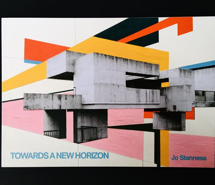 Towards A New Horizon - Jo Stanness
