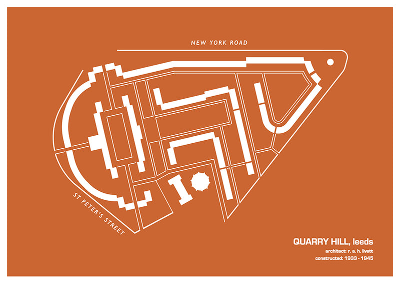 Quarry Hill Estate - print