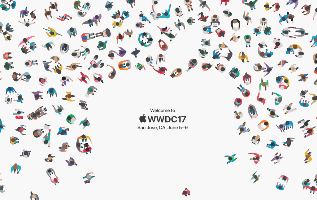 No, Apple no ha copiado el cartel de la WWDC 2017.