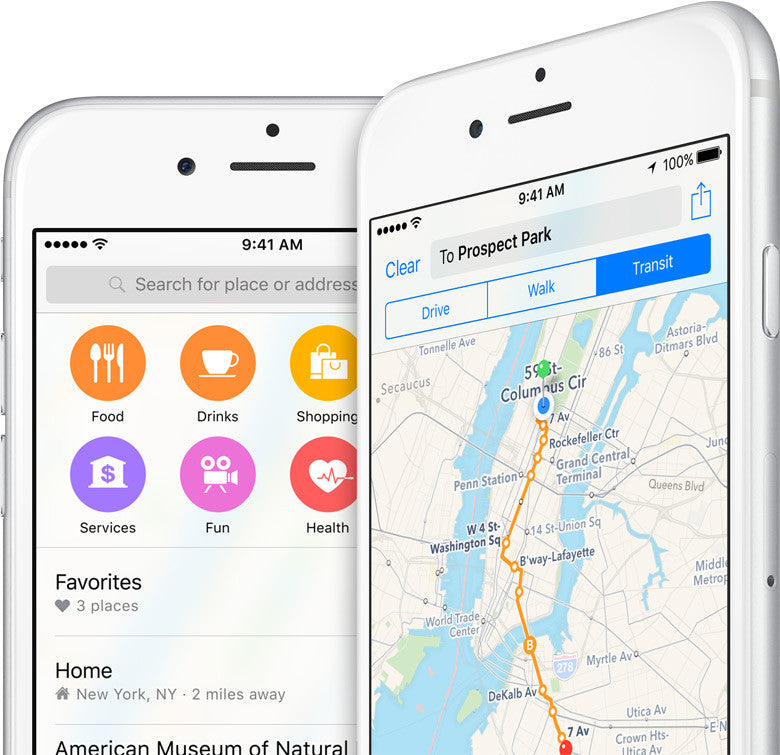 ¿Sabías que Apple Maps vigilará tus movimientos en Google Maps?