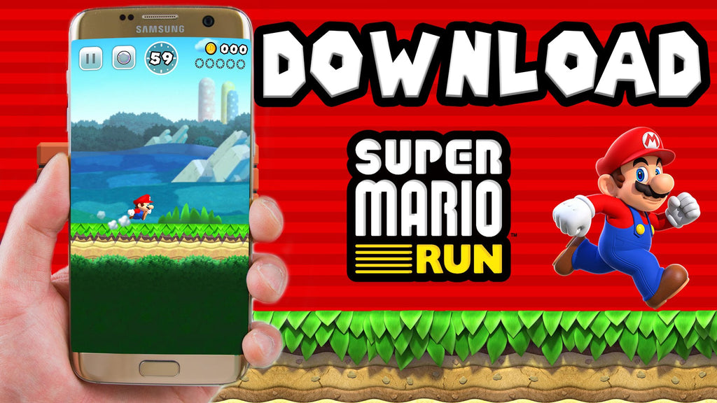 Confirman que Super Mario Run llegará a Android
