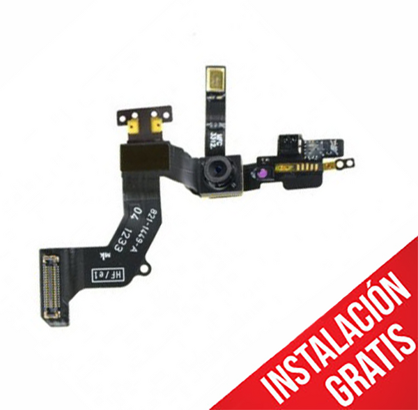 Camara Frontal/Flex iPhone 5 - paratumac.com