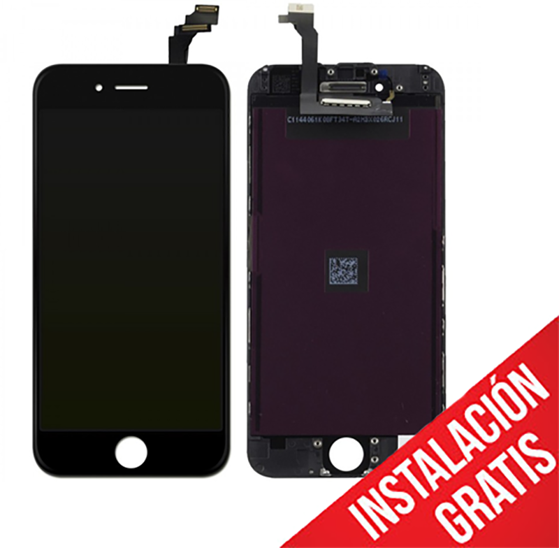 Pantalla iPhone 6 Plus Negro - paratumac.com