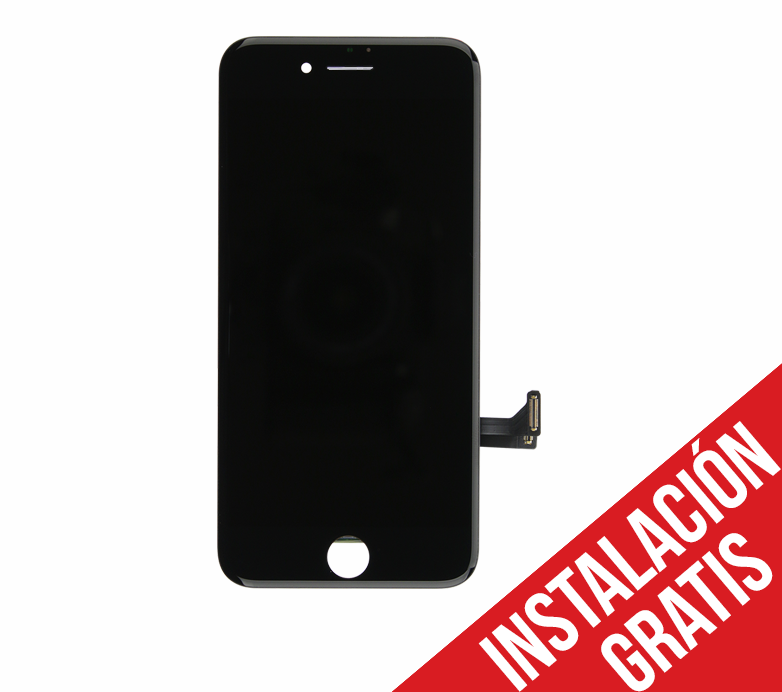 Pantalla iPhone 7 Negro