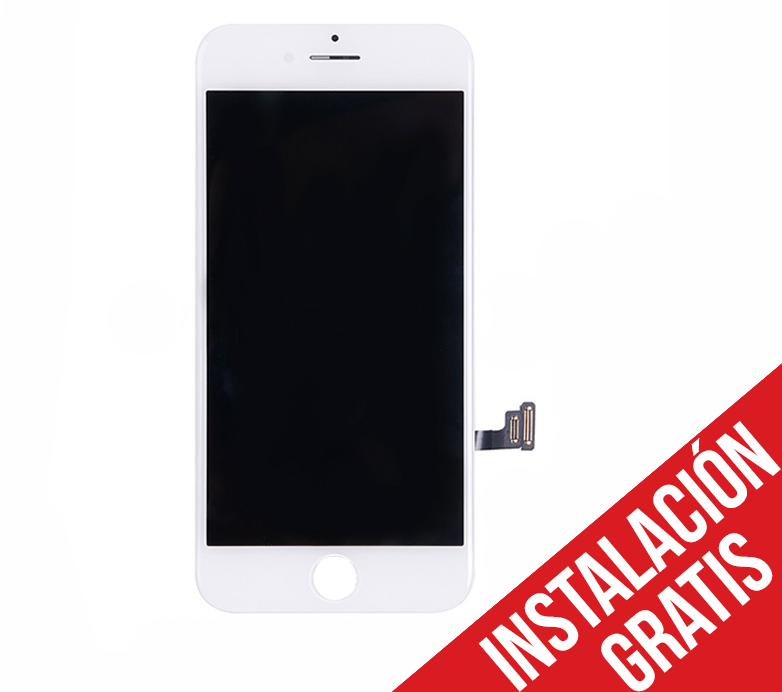 Pantalla iPhone 7 Plus Blanco